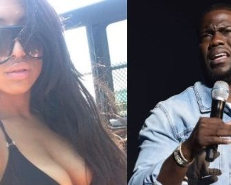 Montia Sabbag Woman in Kevin Hart's Extortion Video