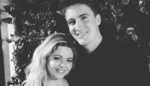 Sasha Pieterse's Boyfriend Hudson Sheaffer