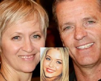 Sasha Pieterse's parents Zizi Pieterse & Sean Pieterse