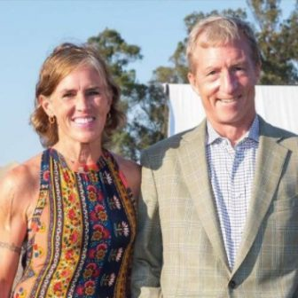 Billionaire Tom Steyer's Wife Kat Taylor