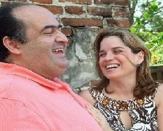 Carmen Yulín Cruz's husband Alfredo Carrasquillo