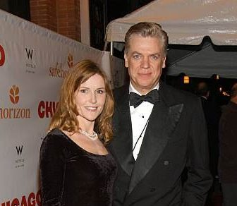 Christopher McDonald's Wife Lupe McDonald