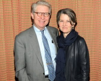 Cy Vance's wife Peggy McDonnell