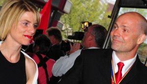 Gord Downie's Wife Laura Leigh Usher