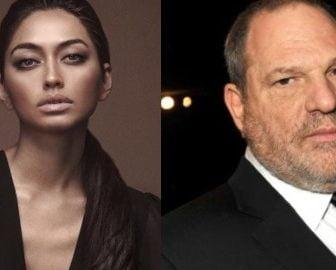 Ambra Battilana Model Groped by Harvey Weinstein Caught on Tape