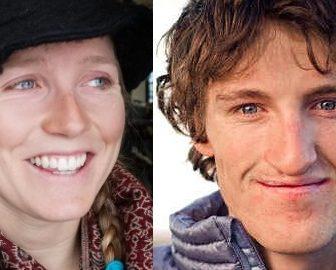 Inge Perkins Alpinist Hayden Kennedy's Girlfriend