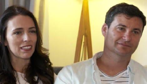 Jacinda Ardern's Boyfriend Clarke Gayford