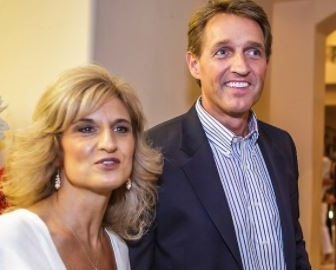 Jeff Flake's Wife Cheryl Flake