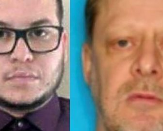 Jesus Campos Mandalay Bay security Guard wounded in Shooting