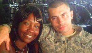 Army Staff Sgt. Mark De Alencar's Wife Natasha De Alencar
