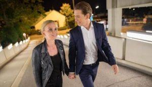 Sebastian Kurz's Girlfriend Susanne Thier