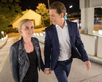 Sebastian Kurz's Girlfriend Susanne Thier