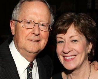 Susan Collins' husband Thomas Daffron