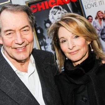 10 Facts About Charlie Rose's Girlfriend Amanda Burden