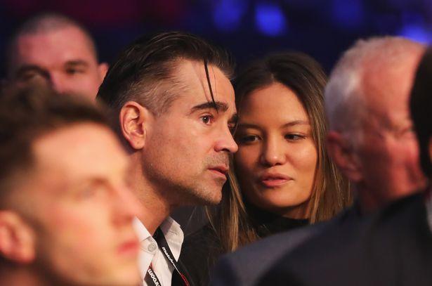 Kelly McNamara Colin Farrell's Girlfriend (Bio, Photos)