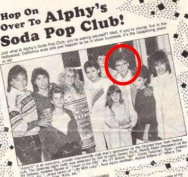 Kids Club Alphy Hoffman >> Alphy Hoffman Corey Feldman's Alleged Abuser (Bio, Wiki)