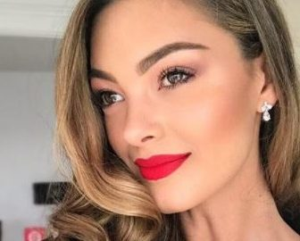 Who is Miss Universe Demi-Leigh Nel-Peters' Boyfriend?