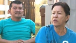 Joaquin Ramirez & Roseanne Solis Texas Church Shooting Survivors