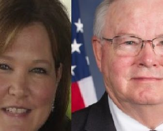 Terri Barton Rep. Joe Barton's Wife