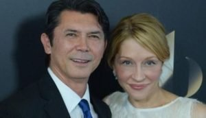Lou Diamond Phillips' wife Yvonne Boismier Phillips
