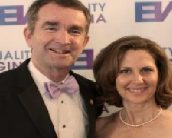 Ralph Northam wife Pam Northam