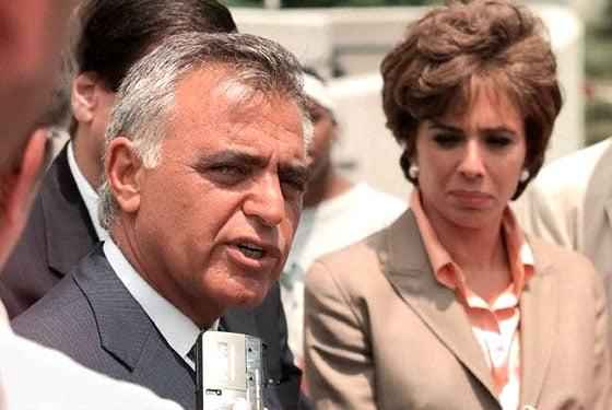 Albert Pirro Jeanine Pirro's Ex-Husband