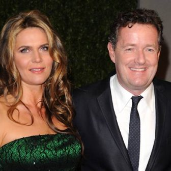 Piers Morgan 's Wife Celia Walden Morgan