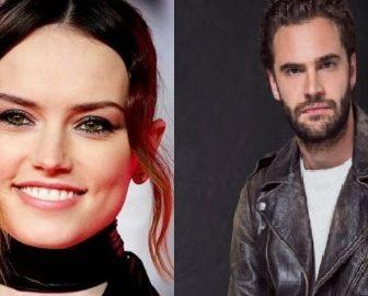 7 Facts About Daisy Ridley's New Boyfriend Tom Bateman