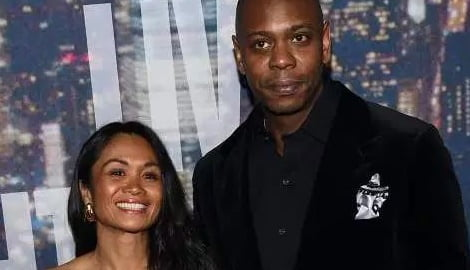 That interrupt Who is dave chappelle asian wife really. agree