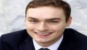 Jack Breuer White House intern accused of white power hand sign