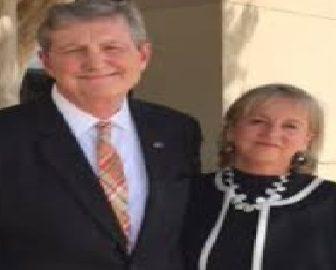 Sen. John Kennedy's Wife Rebecca Stulb