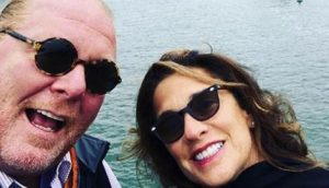 Mario Batali's Wife Susie Cahn