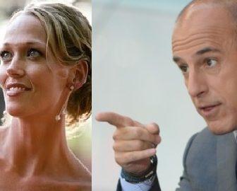Addie Zinone Iraq Vet/ Matt Lauer's affair