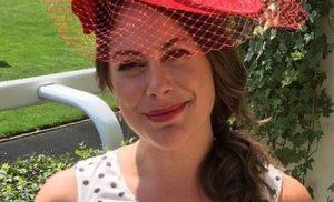 Katie Nicholl Meghan Markle's Royal Etiquette Teacher