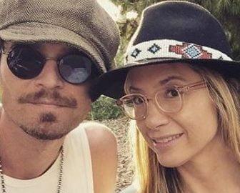 Mira Sorvino's Husband Christopher Backus