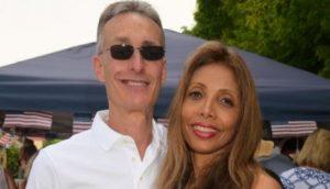 Rohina Bhandari's fiancée Jeffrey Rosenthal