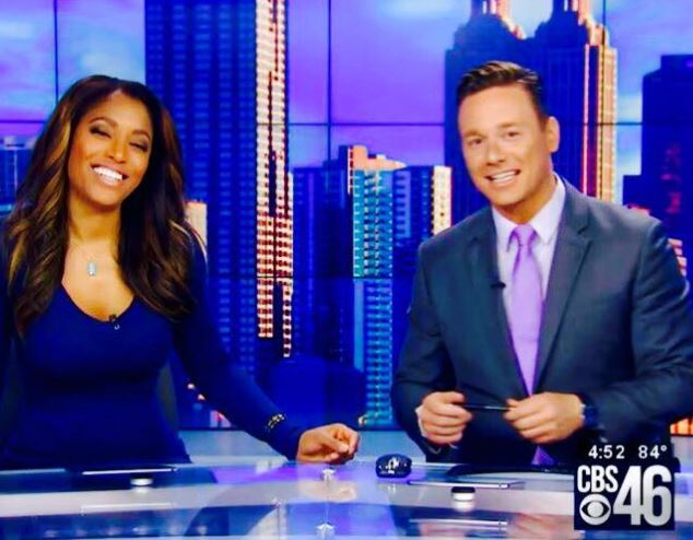 Anchor who once appeared nude for story hired at KMOV
