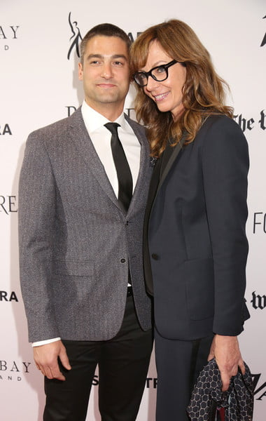 5 Facts About Allison Janney's boyfriend Philip Joncas