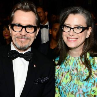 Gary Oldman's Fifth wife Gisele Schmidt