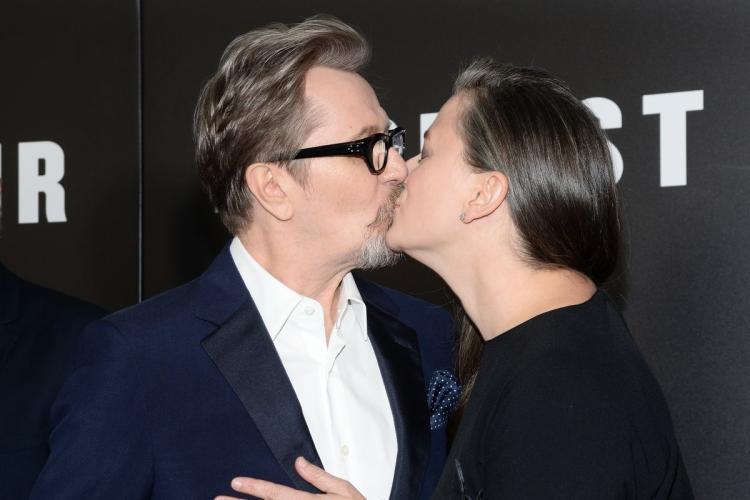 Gary Oldman S Fifth Wife Gisele Schmidt Bio Wiki