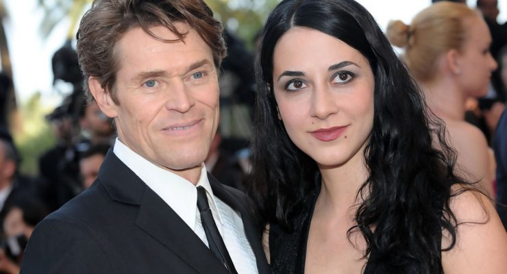 Willem Dafoe and Giada Colagrande Arrive at Their Hotel 2 ...  Willem Dafoe And Wife
