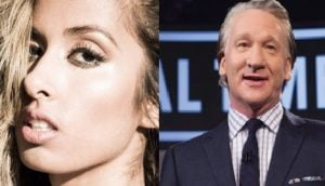 Anjulie Persaud Bill Maher's Girlfriend