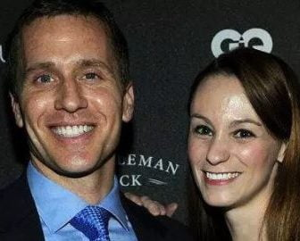 Eric Greitens wife Sheena Elise Chestnut
