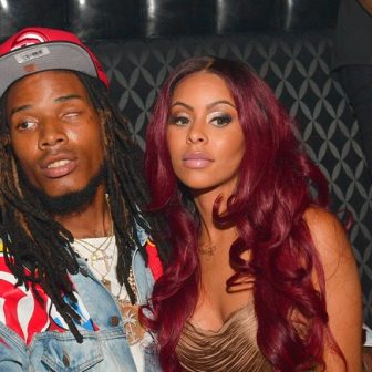 Fetty Wap's Girlfriend Alexis Skyy