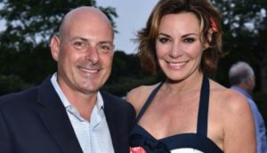 Luann de Lesseps ex-husband Tom D'Agostino Jr.