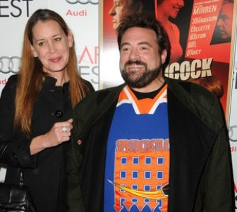 Kevin Smith's Wife Jennifer Schwalbach Smith