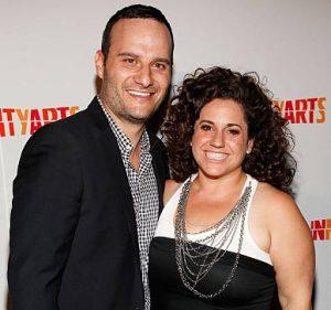 Marissa Jaret Winokur's Husband Judah Miller