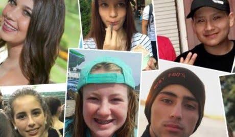 Florida high school shooting victims