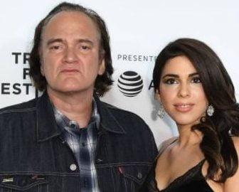 Quentin Tarantino's Girlfriend Daniella Pick