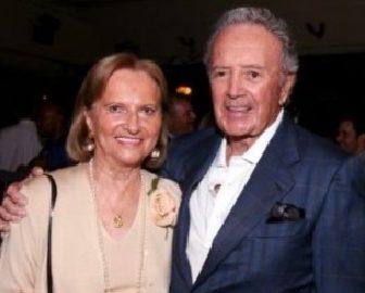 Vic Damone's Wife Rena Rowan